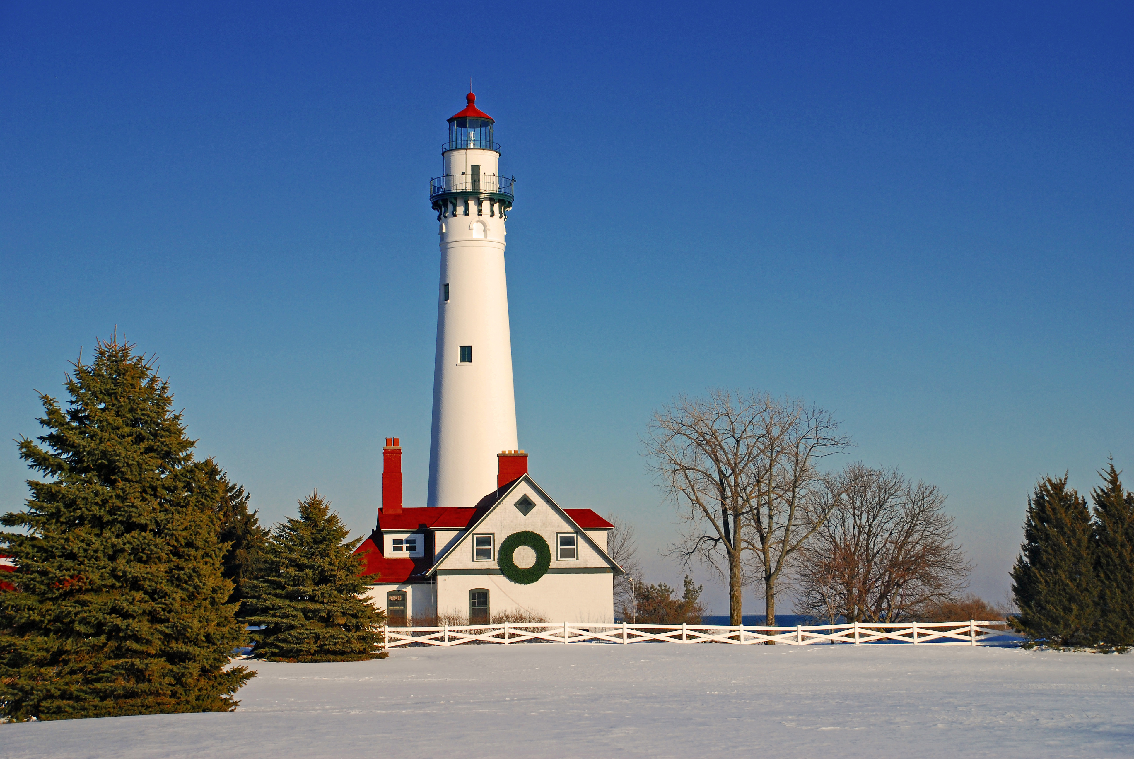 Windpoint Lighthouse - Scenery Gallery