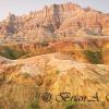Colors Of The Yellow Mounds