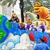 Parade Float - New Orleans