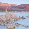 Alpine Glow and Tufas - Mono Lake