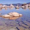 Sand Harbor Rocks at Lake Tahoe