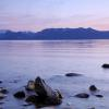 Cave Cove After Sunset - Lake Tahoe