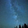 Milky Way On The Gunflint Trail